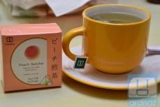 Peach Sencha Fukujuen -2