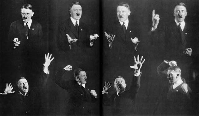Hitler pemimpin diktator fasis yang membunuh puluhan juta orang tak berdosa ini sebenarnya mengalami ganguan mental, menurut psikiater, Hitler menderita sejumlah masalah kompleks dan psikologis yang tidak seimbang. Tapi propaganda Nazi menggambarkan dia sebagai pemimpin yang sempurna dari Jerman.