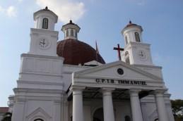 gereja tua semarang