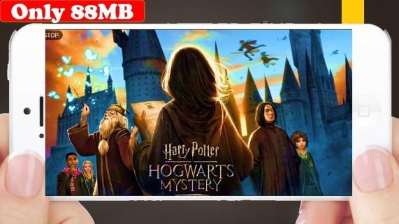 Harry Potter Hogwarts Mystery Mod apk hack