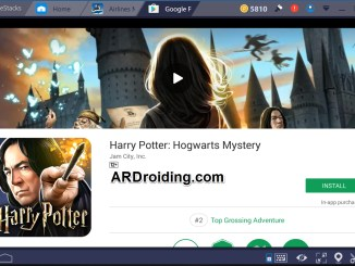 Harry Potter Hogwarts mystery for pc windows Mac