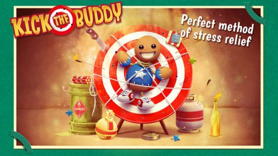 Kick the Buddy for PC