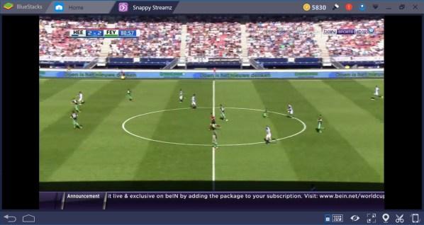 Snappy Streamz for PC Sky Sports