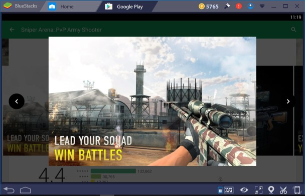 Sniper Arena: PvP Army Shooter for PC Windows 10 and Mac