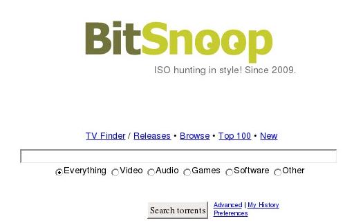 bit snoop torrent site