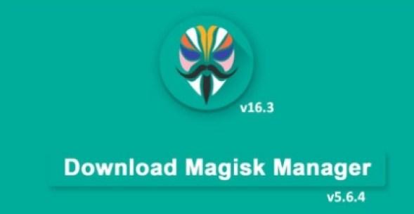 magisk manager 5.6.4 download