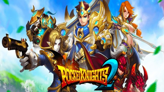 pocket knights 2 modded apk