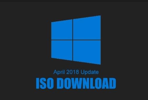 windows 10 version 1803 iso download