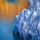 Grey Glacier lookout, Torres del Paine