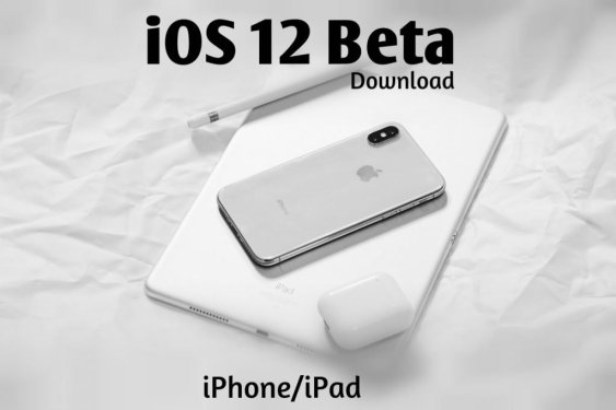 download ios 12 beta