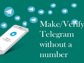 get telegram without a number for free
