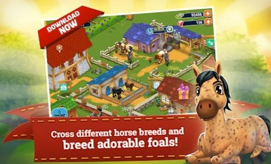 horse farm mod