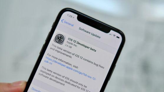 ios 12 beta latest