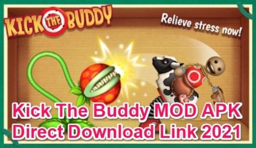 kick the buddy apk mod