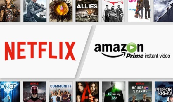 netflix and amazong prime video offline