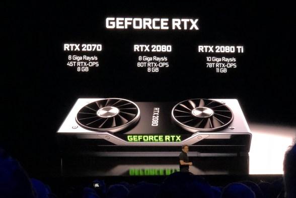 rtx 20 series gpus