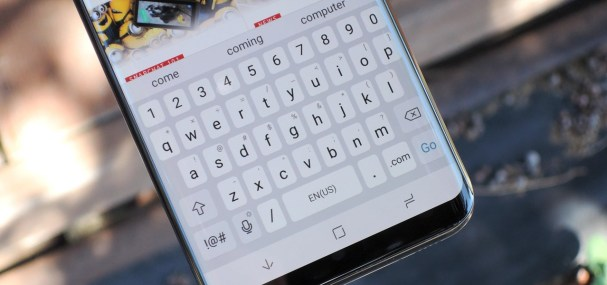 galaxy s9 keyboard apk and zip download links