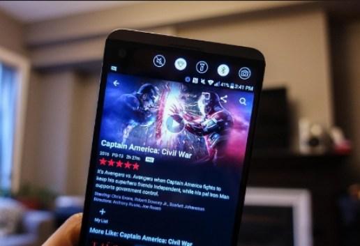 imdb ratings in netflix app