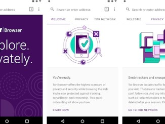 tor browser for android pc