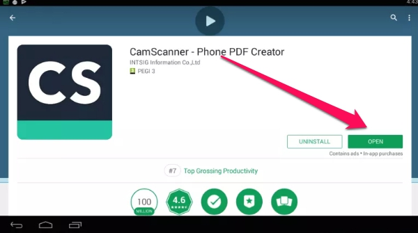camscanner pc download