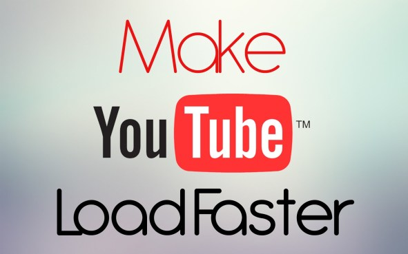 speed up youtube