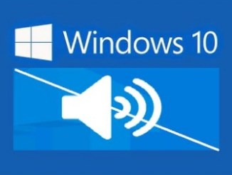 windows 10 audio fix