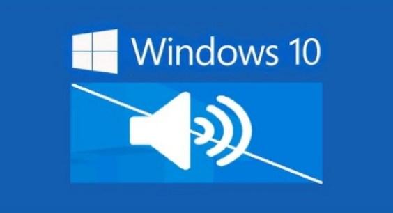 windows 10 audio fix