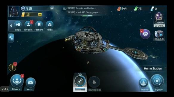 star trek fleet command hack mod apk