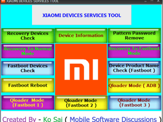 xiaomi service tool latest version