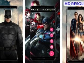 4k superhero wallpapers app apk