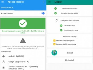 xposed framework for android 9.0 pie