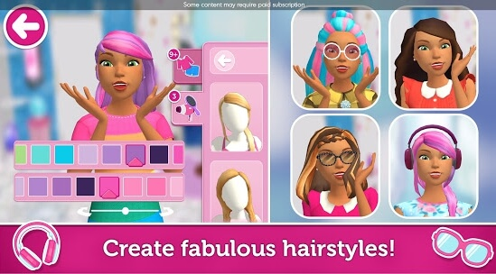 barbie dreamhouse adventures obb data