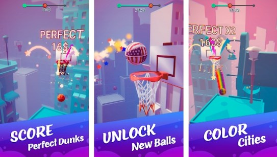 color dunk 3d mod hack