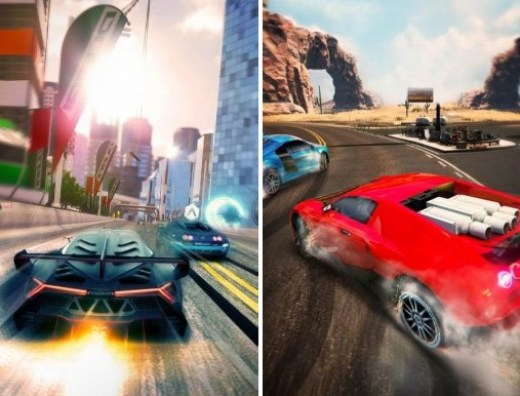 furious speed chasing modded apk