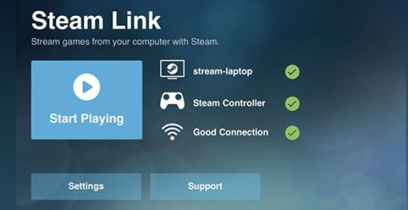 steam link for iphone download