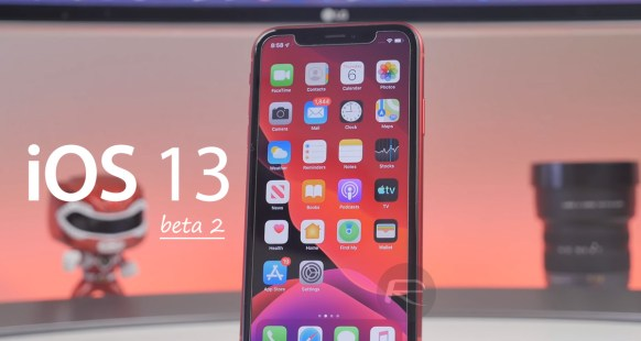ios beta 2 changelog and release notes