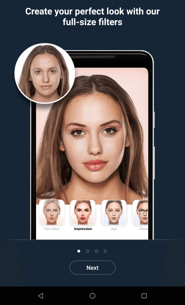 face app pro screenshot 1