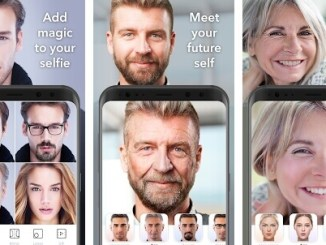 age two faces faceapp