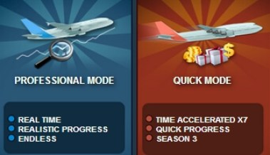 airlines tycoon manager 2019 game modes