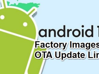 android 10 factory images and ota download links 2019