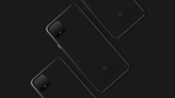google pixel 4 handset