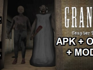 granny chapter two apk mod 2019