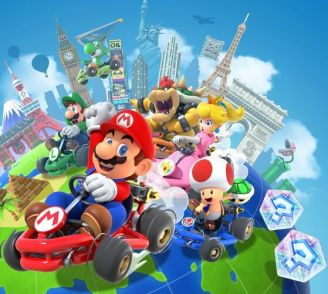 mario kart tour apk obb data for android download link 2019