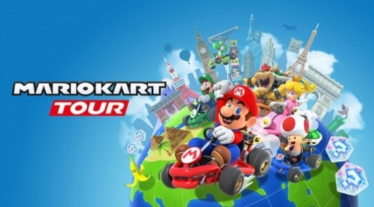 mario kart tour official game apk 2019