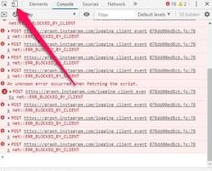 toggle device toolbar chrome console window