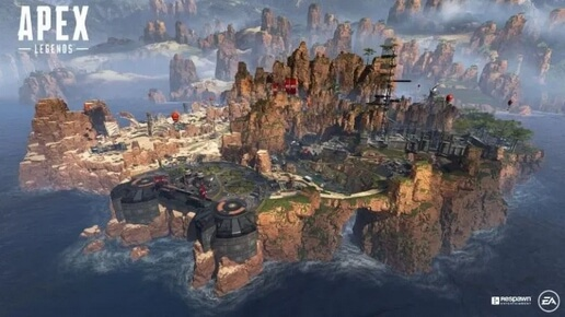apex legends on android screenshot