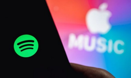 apple music v spotify