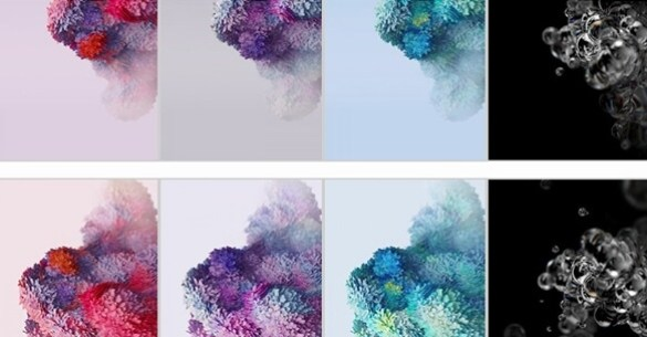 galaxy s20 official stock wallpapers 2020