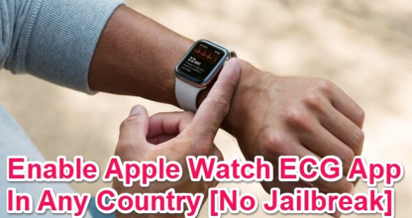 apple watch ecg app hack download and install guide