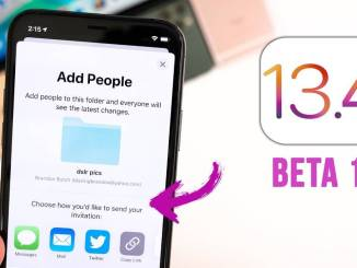ios 13.4 beta 1 ipsw links and install